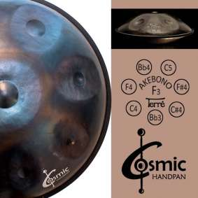 Hang Drum - Hand Pan Cosmic - F Akebono